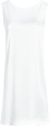 Alice + Olivia LITA COWL NECK SHIFT DRESS
