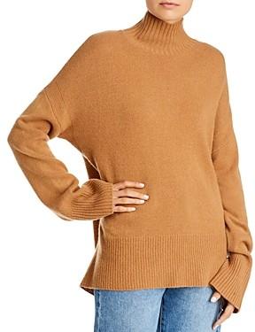 Frame Cashmere & Wool Turtleneck Sweater