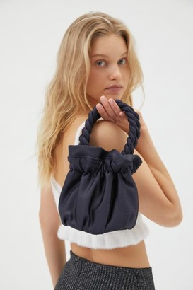 Urban Outfitters Rope Handle Pouch Bag