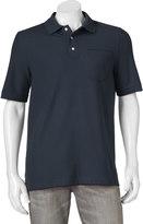 Croft & Barrow Men's True Comfort Classic-Fit Pique Performance Pocket Polo