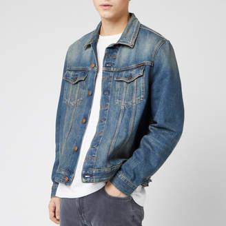 Nudie Jeans Men's Jerry Denim Jacket