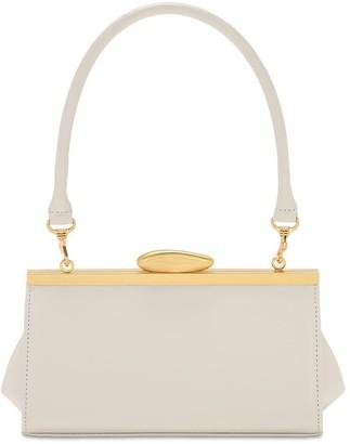 Reike Nen Pebble Short Mini Leather Bag