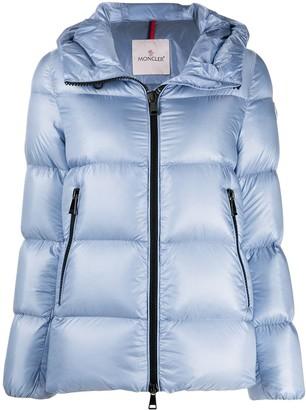 Moncler Classic Zip Puffer Jacket