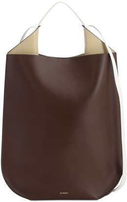 REE PROJECTS Helene Large Leather Shoulder Bag
