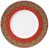 Dhara Deshoulieres Red Dinner Plate
