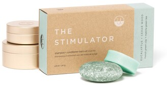 Unwrapped Life The Stimulator Shampoo And Conditioner Bar Travel Set