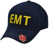 Blue Ocean EMT Emergency Medical Technician Help Velcro Hat Cap Fire Fighter Department