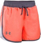 Under Armour Fast Lane Shorts, Big Girls (7-16)