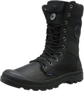 Palladium Mens Tactical WPN Zip Rain Boot