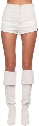 Redemption High Waist Shorts