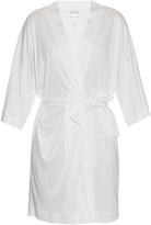 Hanro Carota jersey robe