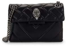 Kurt Geiger London Mini Kensington Quilted Leather Crossbody
