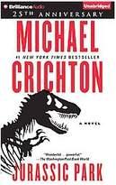 Jurassic Park (Unabridged) (CD/Spoken Word) (Michael Crichton)