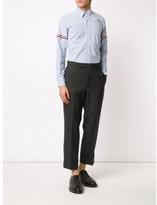 Thom Browne classic long sleeve oxford shirt
