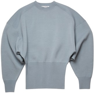 Acne Studios Wool-blend Sweater, Dusty Blue