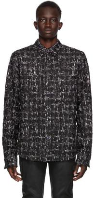 Faith Connexion SSENSE Exclusive Black Fabric 3 Shirt