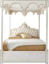 Haute House William California King Canopy Bed