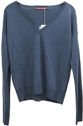 Comptoir des Cotonniers Green Wool Knitwear for Women