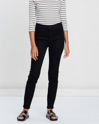 Sportscraft Jackie High-Waisted Skinny Jeans