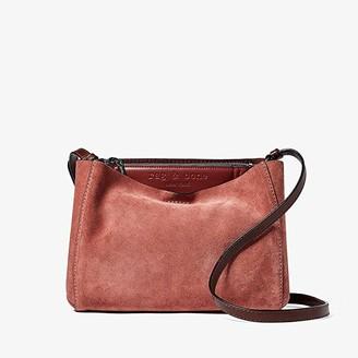 Rag & Bone Passenger Crossbody (Dusty Pink) Handbags