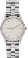 Uniform Wares Silver C35 Watch