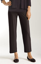 J. Jill Wearever Full-Leg Cropped Pants