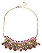 Robert Rose Beaded Statement Necklace