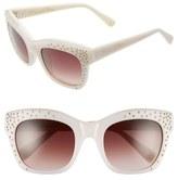 Oscar de la Renta '214' 53mm Sunglasses