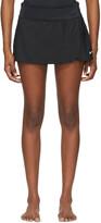 Thumbnail for your product : Nike Black Swim Miniskirt