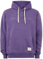 Criminal Damage Purple 'Hiber' Hoodie