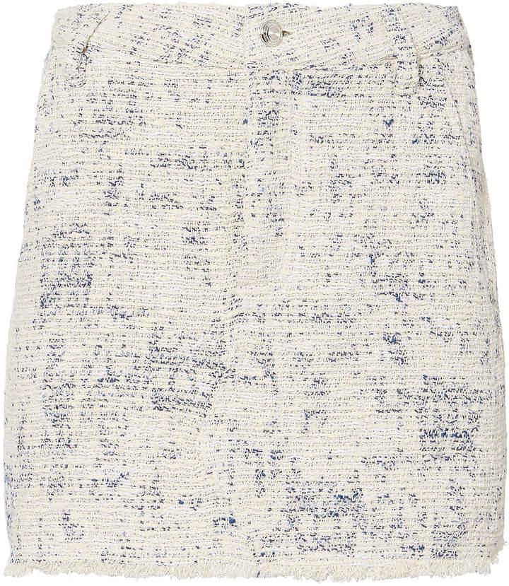 Derek Lam 10 Crosby Lyla Tweed Skirt