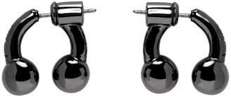 Vivienne Westwood Black Kyle Earrings