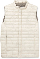Herno Laminar - Quilted Gore-tex Windstopper Gilet