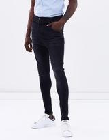 SikSilk Drop Crotch Jeans