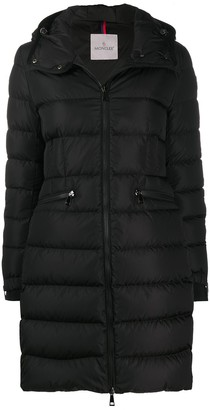 Moncler Padded Mid-Length Coat
