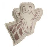 Numero 74 Giraffe cushion