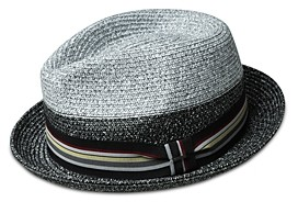 Bailey Of Hollywood Rokit Straw Braid Fedora Hat