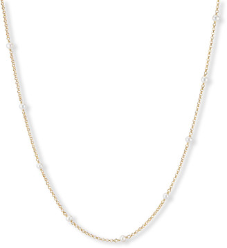 """David Yurman Cable Collectibles Pearl Necklace, 36""""L"""