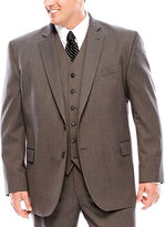 JCPenney Stafford Travel Suit Jacket-Big & Tall