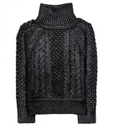 Altuzarra Metallic Waverley wool sweater