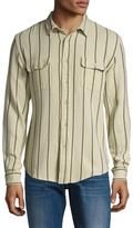 Levi's Shorthorn Striped Sportshirt