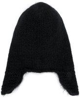 Moncler textured hat