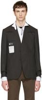 Maison Margiela Brown Re-edition Blazer