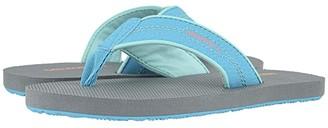 Merrell Hydro Flip (Toddler/Little Kid/Big Kid) (Turquoise) Girl's Shoes