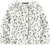 Lili Gaufrette Faux fur jacket