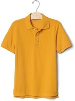 Gap Pique short sleeve polo