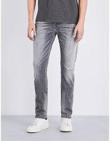 True Religion Rocco Mid-rise Skinny Jeans