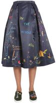 Mira Mikati Adventure Printed Skirt