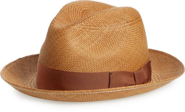04e34da99 Bailey Thurman Straw Panama Hat