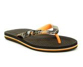Quiksilver Haleiwa Print Flip Flop Sandal